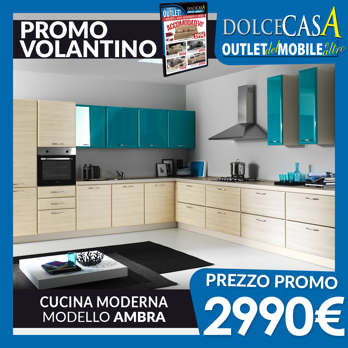 Ambra dolce casa outlet for Casa outlet