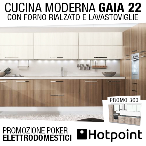 GAIA 22 HOTPOINT - Dolce Casa Outlet