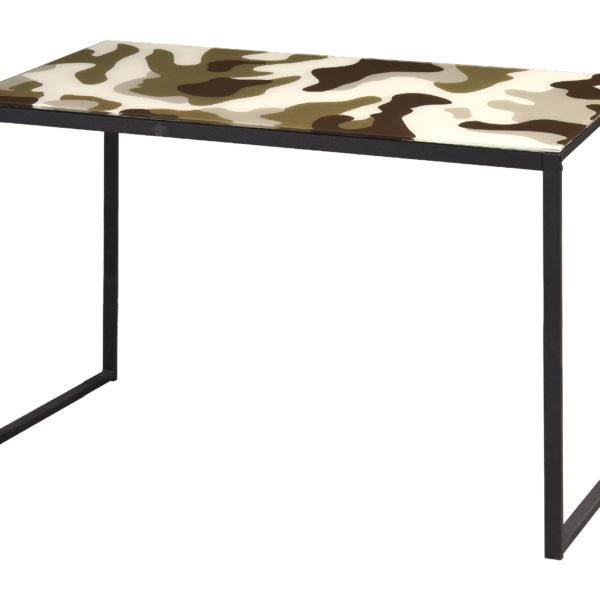 Tavolo consolle - ARMY CAMOUFLAGE