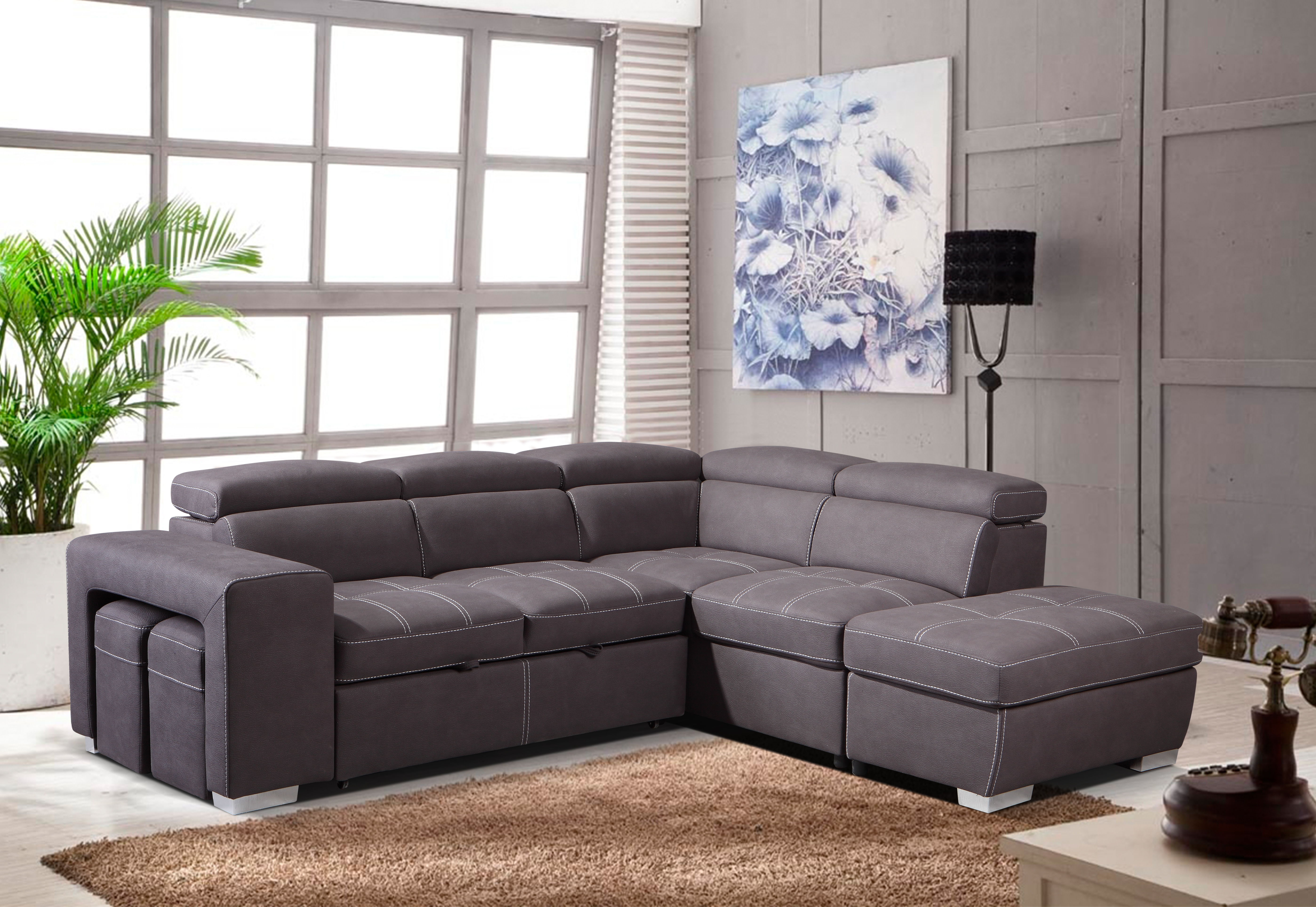 Divano letto angolare ispica dolce casa outlet for Casa outlet