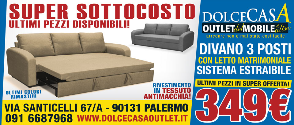 Outlet furniture store in Sicily - Dolce Casa Outlet - Palermo ...