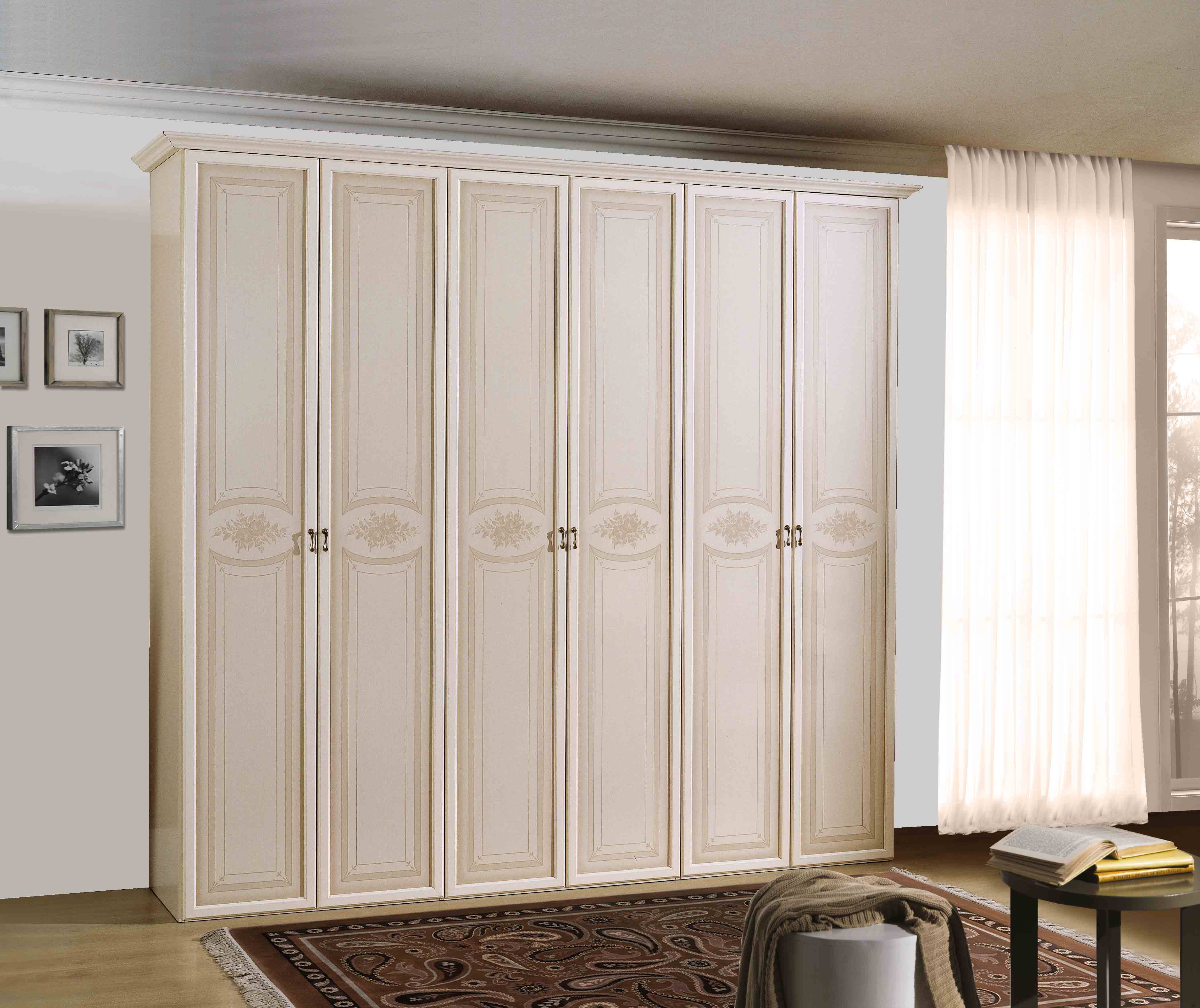Armadio A 6 Ante.Deco 6a Dolce Casa Outlet